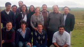 "Visit with clients from China to stay ""Las Palmas"" by Dr. Adolfo Ossi and Family"