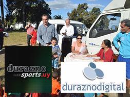 El apoyo de BPU a la educación y el deporte de jóvenes de Durazno