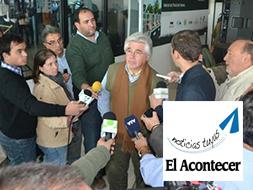 Mejora de la Competitividad de la Ganadería Uruguaya inició ayer su fase de faena en BPU con altas autoridades