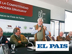 Uruguay leader in improving stockbreeding competitiveness