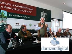 Ministro Aguerre habló en Durazno del proyecto de mejora de la ganadería