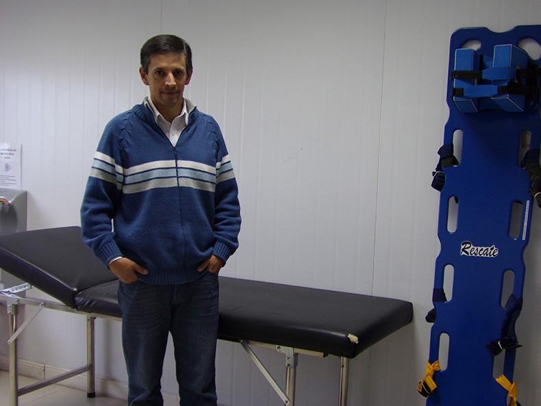 BPU incorpora al médico Carlos Souza a su equipo de trabajo