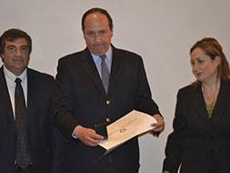 """El Centro Latinoamericano de Desarrollo entregó el reconocimiento a la """"Excelencia Ciudadana"""" a BPU Meat"""