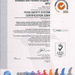 FSSC 22000-2017-2020