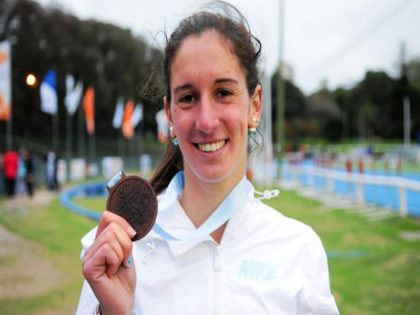 María Pía Fernández: El sacrificado camino de los deportistas del interior