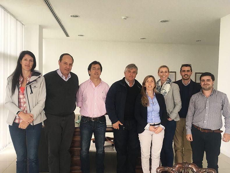 AHDB Beef and Lamb members visit BPU